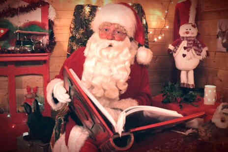 A Video From Santa - Three Storytime with Santa videos - Save 0%