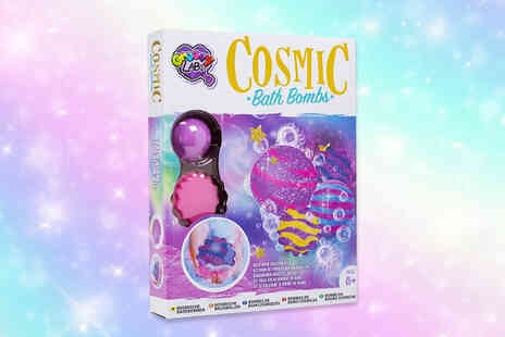 Vivo Mounts - Cosmic Bath Bombs craft set - Save 65%
