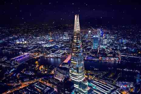 The View from The Shard - Gain entry for one person including fast track entry - Save 61%