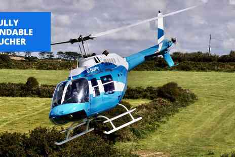 Northumbria Helicopters - Helicopter city tour - Save 21%