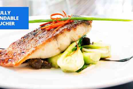 Leigh Bistro - 2 course meal for 2 in Leigh on Sea - Save 42%