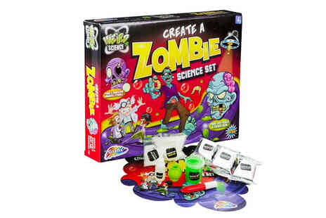 Vivo Mounts - Weird Science Create A Zombie science kit - Save 70%