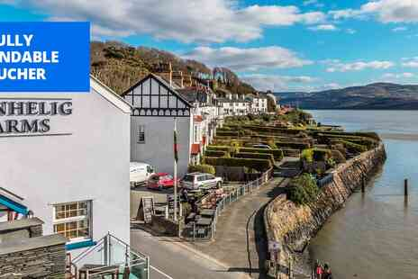 Penhelig Arms - Two nights coastal getaway - Save 55%