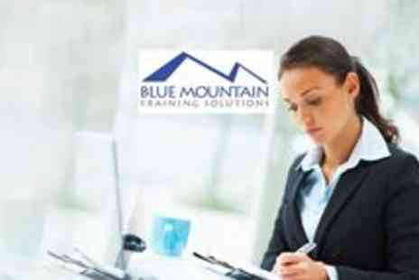 Blue Mountain Training Group - Microsoft Office 2007 and 2012 Training Package - Save 91%