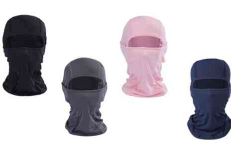 Groupon Goods Global GmbH - Full Face Balaclava and Neck Warmer - Save 67%