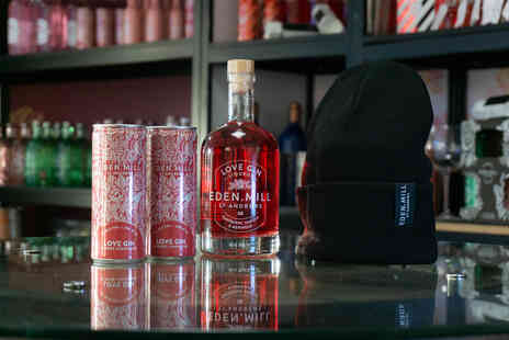 Eden Mill St Andrews - Eden Mill Love Gin bundle including one 50cl bottle of raspberry - Save 56%