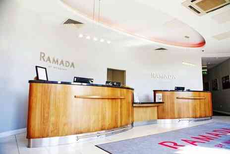 Ramada By Wyndham - An overnight stay at Ramada by Wyndham for two people with breakfast - Save 32%