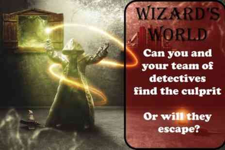 Tick Tock Time - GPS Based Mystery Wizard Game for Up to Six - Save 58%