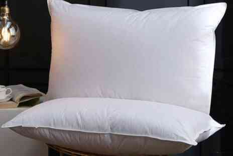 Groupon Goods Global GmbH - Duck Feather and Down Pillows - Save 0%