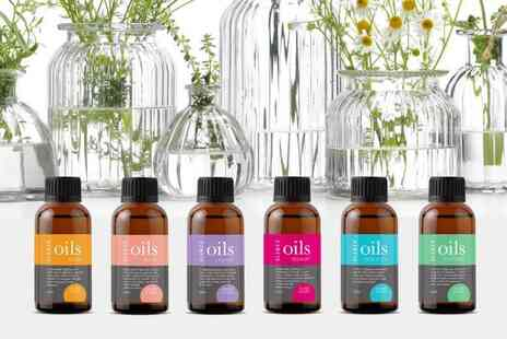 Forever Cosmetics - Six pack of essential oils - Save 58%