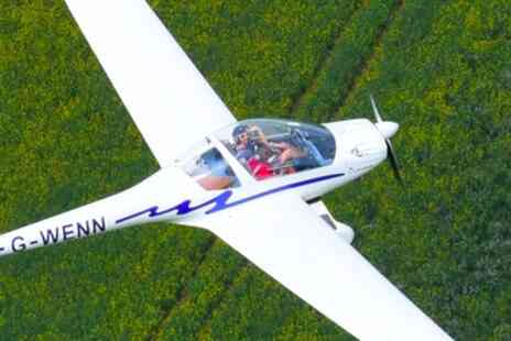 MotorGlide - Up to 60 Minute Kids Motor Glider Flight - Save 0%