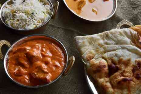 Spicy Kalkata Club - Two Course Indian Meal for Two - Save 0%