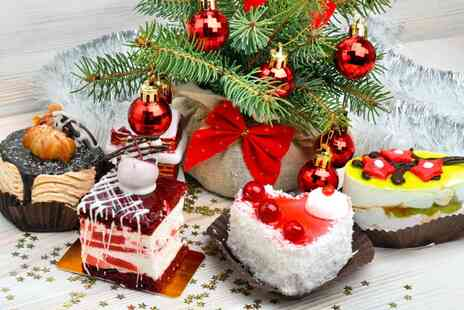 The Cumbria Grand Hotel - Festive family afternoon tea for a child including a visit from Santa - Save 36%