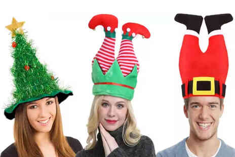 I Nod - Funny Christmas hat - Save 0%