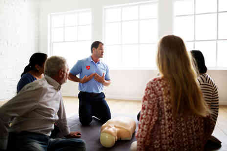 Harley Oxford - Online emergency first aid course - Save 95%