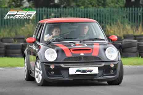 PSR Automotive - 30 or 60 Minute Junior Mini Cooper S Driving Training Experience - Save 0%