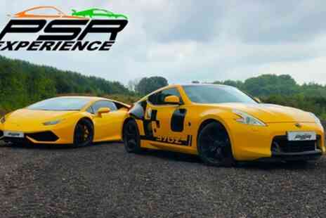 PSR Experience - Three or Six Lap Sports or Muscle Car Driving Experience - Save 61%