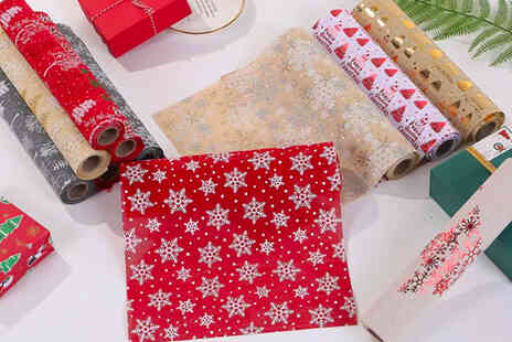 I Nod - Christmas table runner - Save 69%