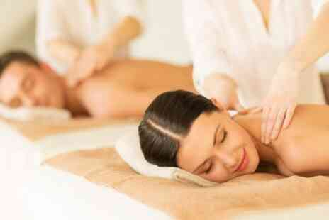 Beauty Worx - One Hour Couples Full Body Massage - Save 56%