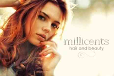 Millicents Hair and Beauty - Brazilian Blow Dry With Cut - Save 70%