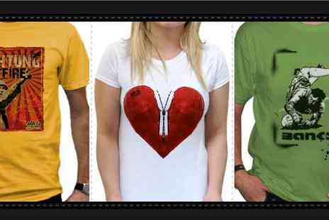 Iffyton -  £3 for an Iffyton t-shirt worth £14.99 - Save 74%