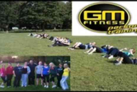 GM Fitness - Four Weeks Of Bootcamp Training - Save 60%