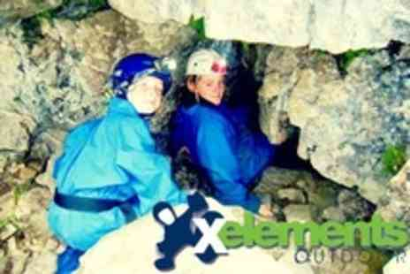 Xelements Outdoor - Three Hours of Gorge Walking and Scrambling - Save 60%