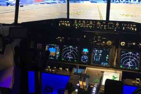 Britanniaflightsimulator - Boeing 737 Flight Simulator with Optional Five Hour Rating Course - Save 39%