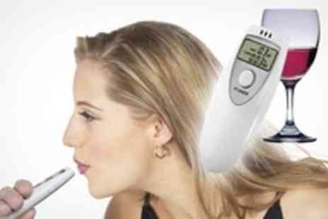 Beesbays - Digital Alcohol Breath Testers - Save 53%