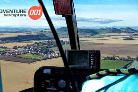 Adventure 001 - Choice of Private Helicopter Experience for Four - Save 25%