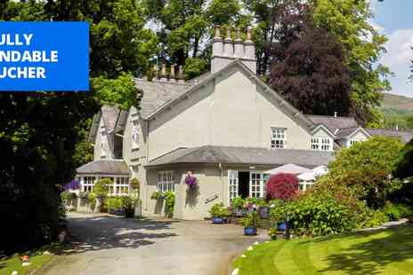 Briery Wood Country House Hotel - Windermere getaway with breakfast & cream tea - Save 36%