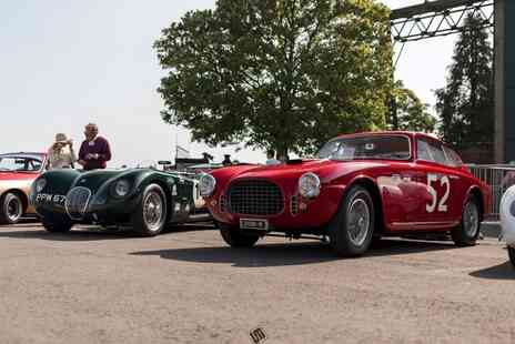The London Classic Car Show - Enjoy a day out at one of the biggest exhibitions celebrating the worlds greatest classic cars - Save 34%