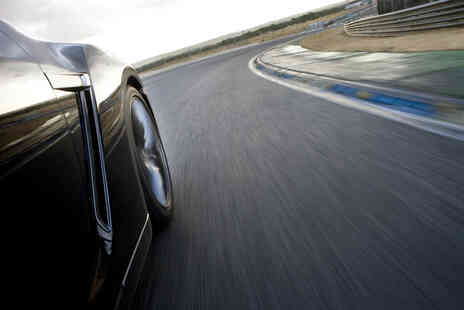 Drift Limits - Eight lap Maserati GranTurismo driving experience - Save 50%