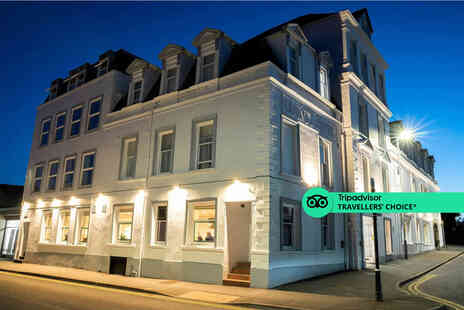 County Hotel Kendal - A Kendal, Cumbria stay for two people with three course dinner, breakfast - Save 40%