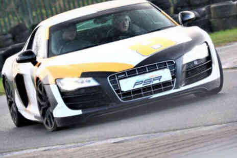 PSR Experience - One lap supercar junior driving experience in an Audi R8 V10 - Save 76%