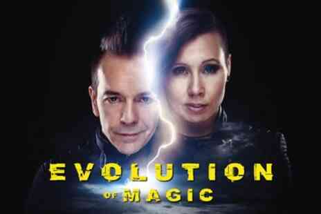 Evolution of Magic featuring Elizabeth - One, two or four entry tickets to Craig Christian - Save 29%