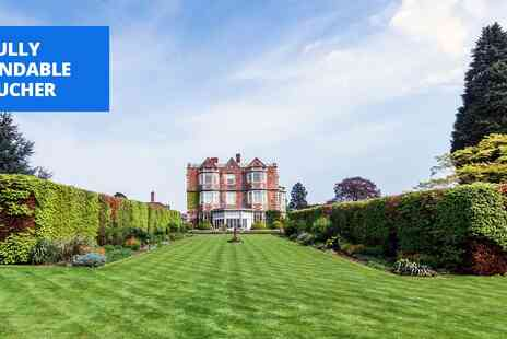 Goldsborough Hall - Luxury Yorkshire stay with 3 AA Rosette dinner - Save 40%