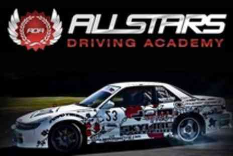Allstars Driving Academy - Extreme Motorsports: Drifting Passenger Experience - Save 63%