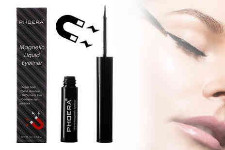 Forever Cosmetics - Phoera magnetic eyeliner - Save 80%