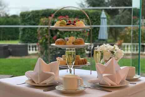 Manor of Groves Hotel - Sparkling afternoon tea for two people - Save 42%