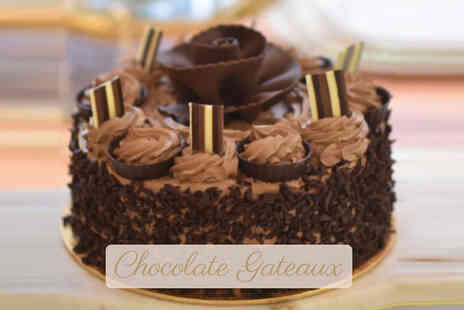 The Grand - An 8 inch handmade cake - Save 38%