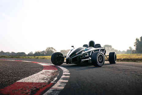 Drift Limits - An Ariel Atom 300 8 lap driving experience - Save 50%