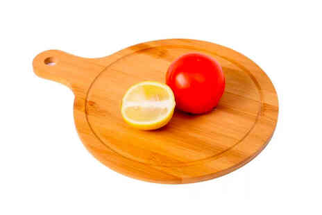 I Nod - Small bamboo serving board - Save 0%