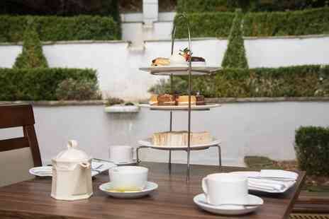 Regency Park Hotel - Sparkling afternoon tea for two people - Save 22%