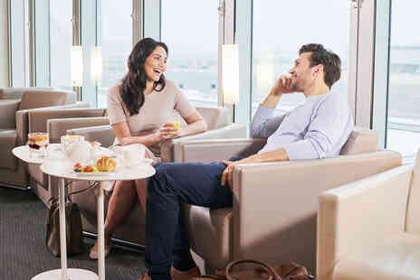 Priority Pass - 50% off an airport lounge Standard 12 month membership - Save 0%