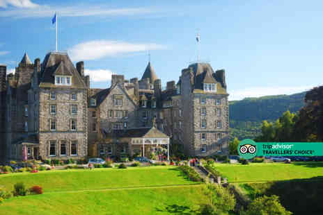 Atholl Palace Hotel - A Perthshire stay for two people with breakfast - Save 53%