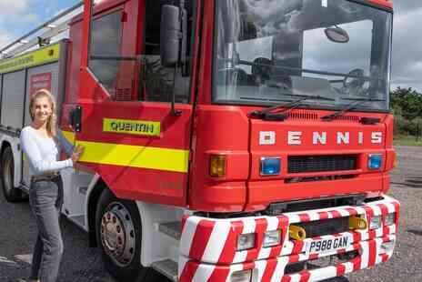 Virgin Experience Days - Fire Engine Driving Experience - Save 0%