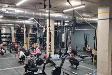 The Wick CrossFit - One Day Class, One Week or One Month of Open Gym Pass - Save 35%