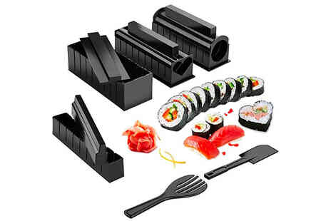 I Nod - 10 piece DIY sushi making kit - Save 0%