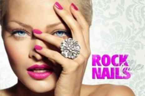 Rock Chic Beauty - Express Facial With File and Polish on Fingers and Toes - Save 0%